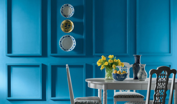 PANTONE UNIVERSE Paint Collection by Valspar in main interior design home furnishings art  Category