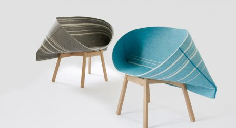 Kenny: A Chair by Raw Edges for Moroso