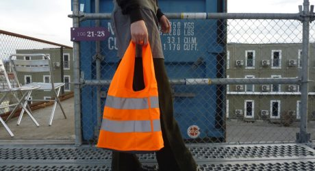 High Visibility Bags from Sputnik Zurich