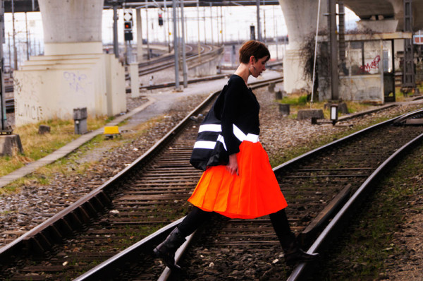 High Visibility Bags from Sputnik Zurich in style fashion  Category