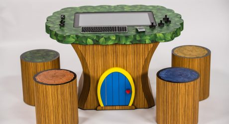 Lenovo Gets Designy with Table Concepts for Their IdeaCentre Horizon PC