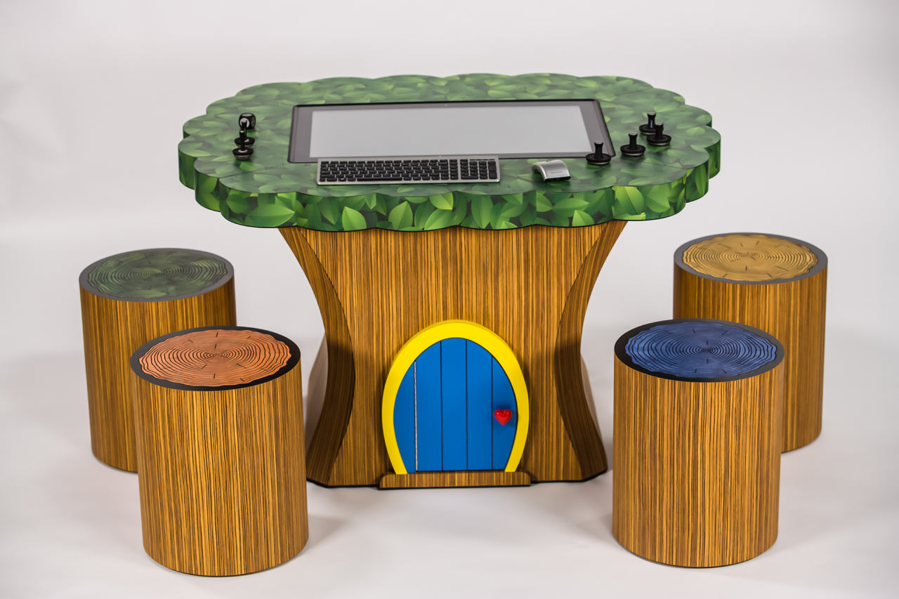 Lenovo Gets Designy with Table Concepts for Their IdeaCentre Horizon PC