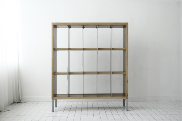 Organize Your Books Like File Folders: TAB Bookcase by EJ Pak in main home furnishings  Category