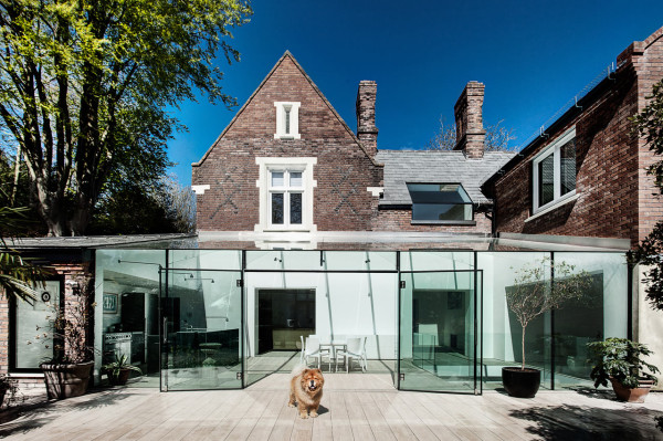 The glass house ar design studio 2
