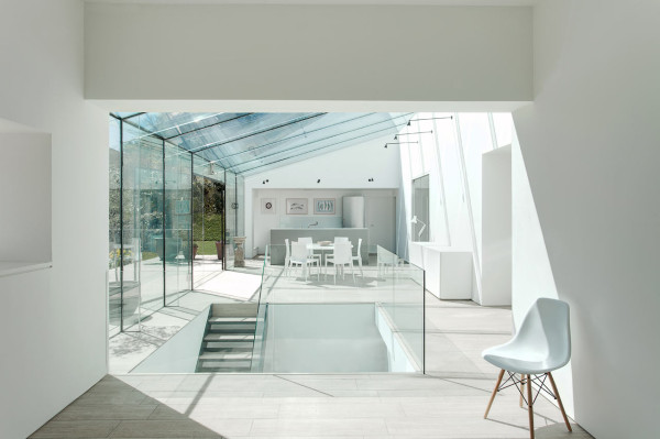 The Glass House by AR Design Studio in architecture Category