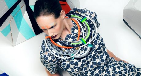 Bold Rope Necklaces: City Collection by Twin Within