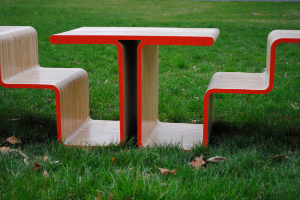 Twofold Bench by After Architecture in home furnishings Category