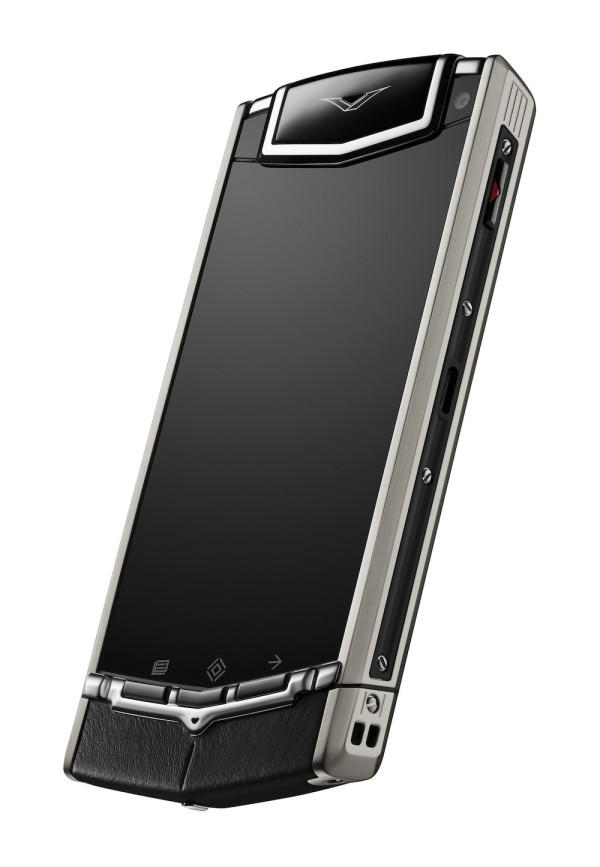 Vertu's First Android Phone, The New TI in technology main  Category