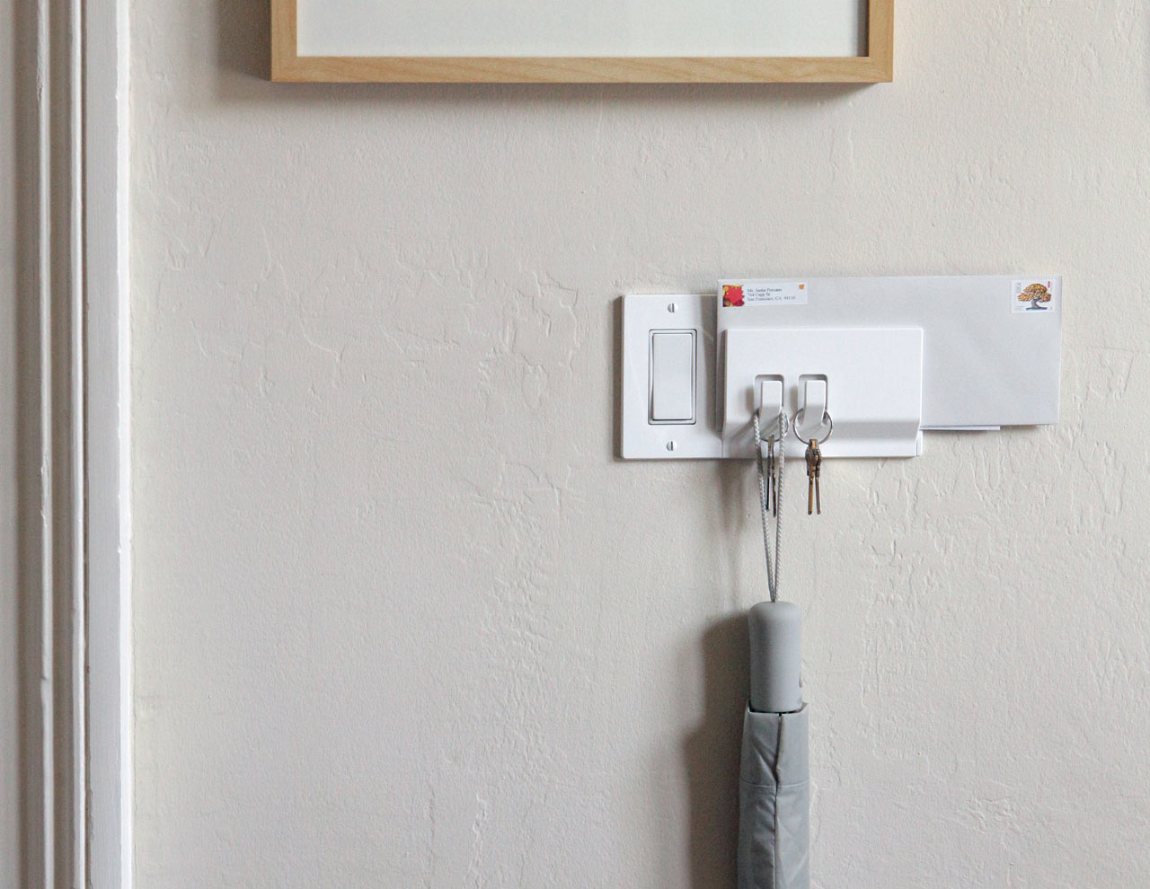 Switch Plates Reinvented: Walhub by Upwell