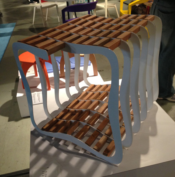 NYCxDesign 2013: WantedDesign Part 2 in main home furnishings  Category