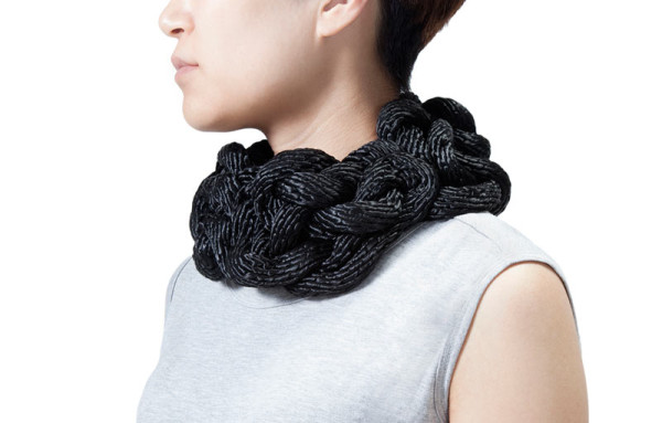 Black Knot Jewelry by Yuni Kim Lang in style fashion main  Category