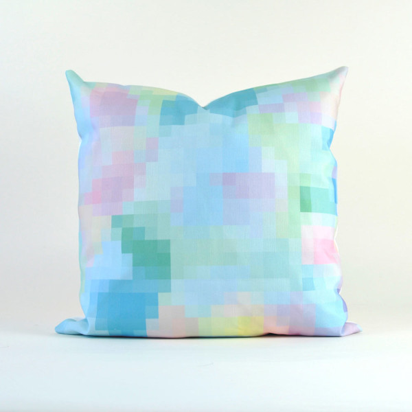 Digital Rainbows: Buttercup Press Pillows in home furnishings Category