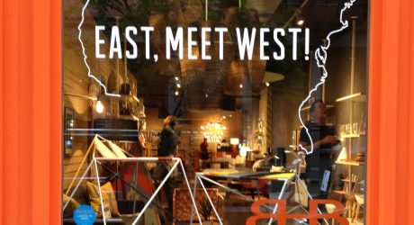 East, Meet West! Popup and Exhibition at Bobby Berk Home