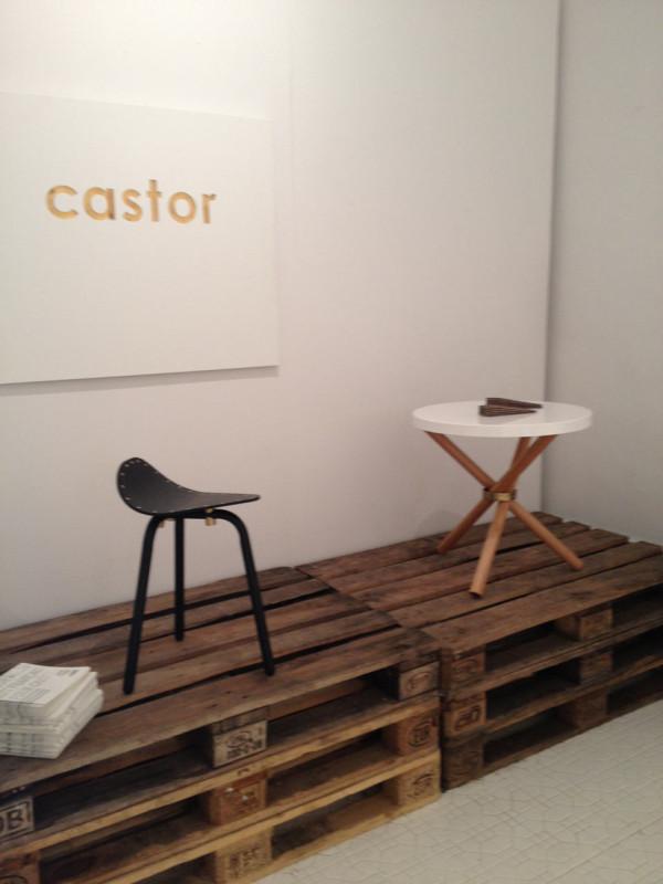 castor-seating