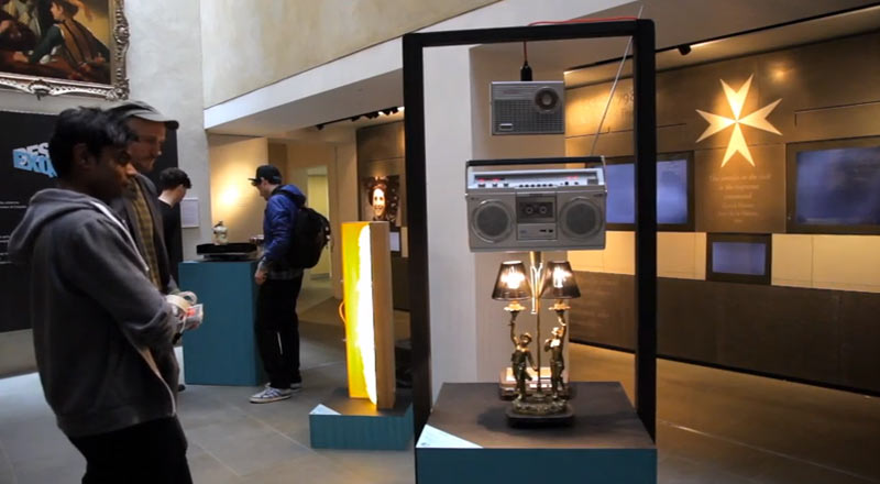 WATCH: Design Exquis – Clerkenwell Design Week 2013