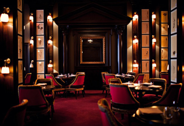 Old World Meets Modern Day: The NoMad Hotel in main interior design  Category