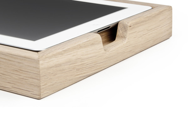 Dock Tray by Alain Berteau in technology main home furnishings  Category