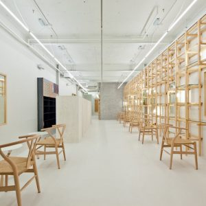 end…Link Beauty Salon by Yasunari Tsukada Design