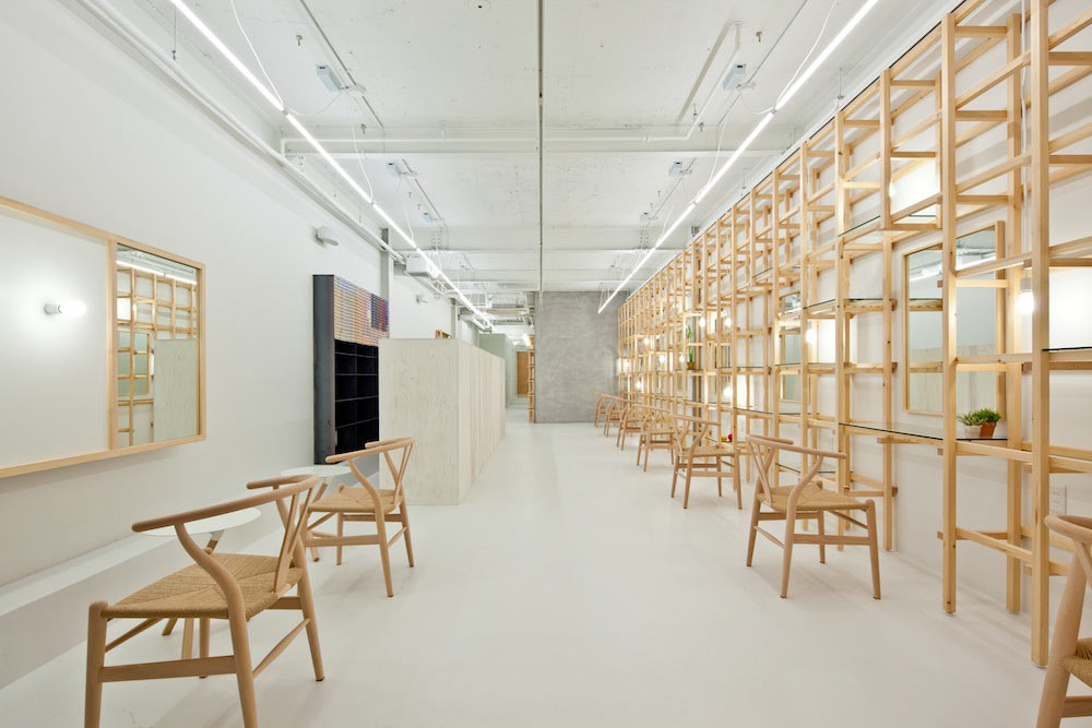 Link Beauty Salon By Yasunari Tsukada Design ...