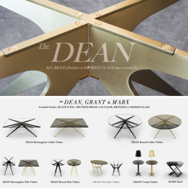 Welles and Dean by Gabriel Scott in main home furnishings  Category