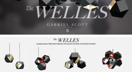 Welles and Dean by Gabriel Scott
