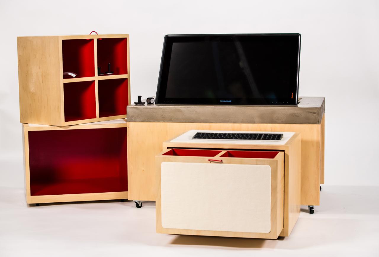 input-creative-lenovo-table-desk-concept