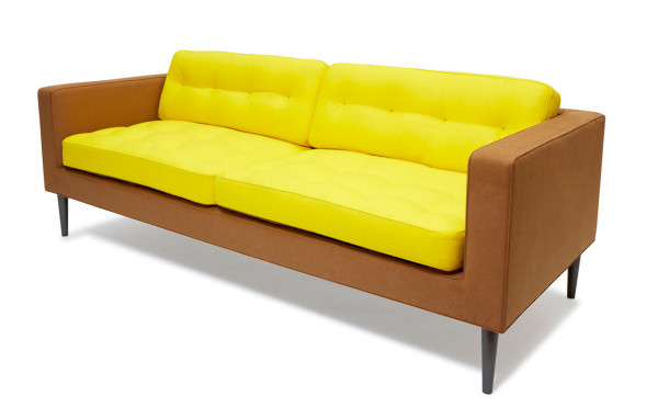 Color Trends From ICFF 2013: Green and Yellow in technology sponsor main art  Category