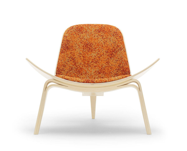 The Maharam Shell Chair Project in main home furnishings  Category