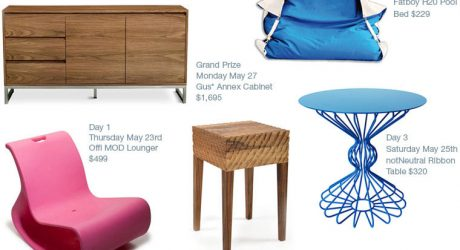 Win: 2Modern Memorial Day 5-Day Giveaway