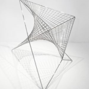 Parabola Chair by Carlo Aiello Design Studio
