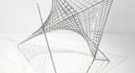 Parabola Chair by Carlo Aiello Design Studio
