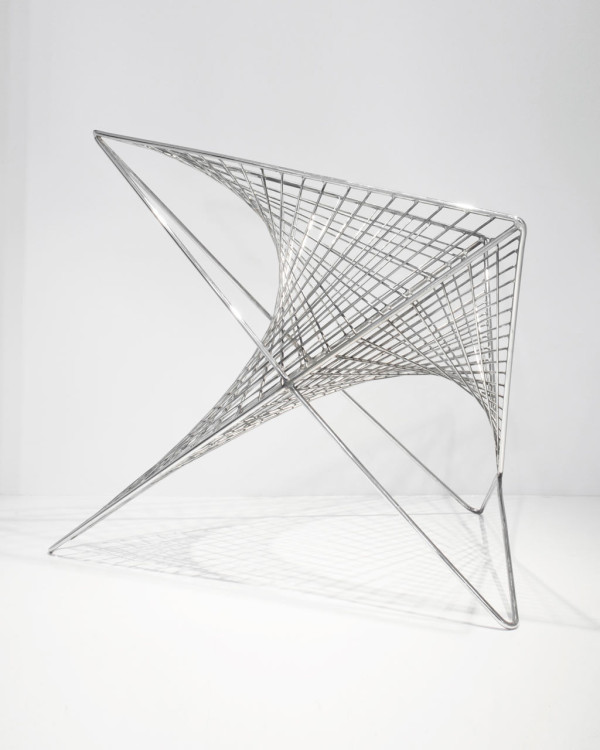 Parabola Chair by Carlo Aiello Design Studio in main home furnishings  Category