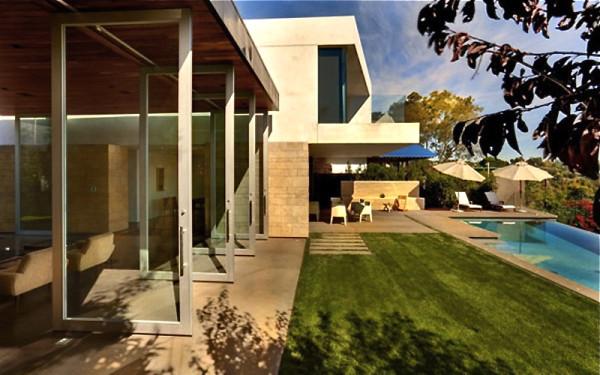 pivot-door-Ehrlich-Architects-carillo