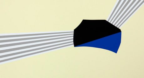 Minimalist Artworks on Paper by Robert Atwell