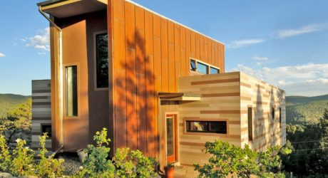 12 Homes Made From Shipping Containers