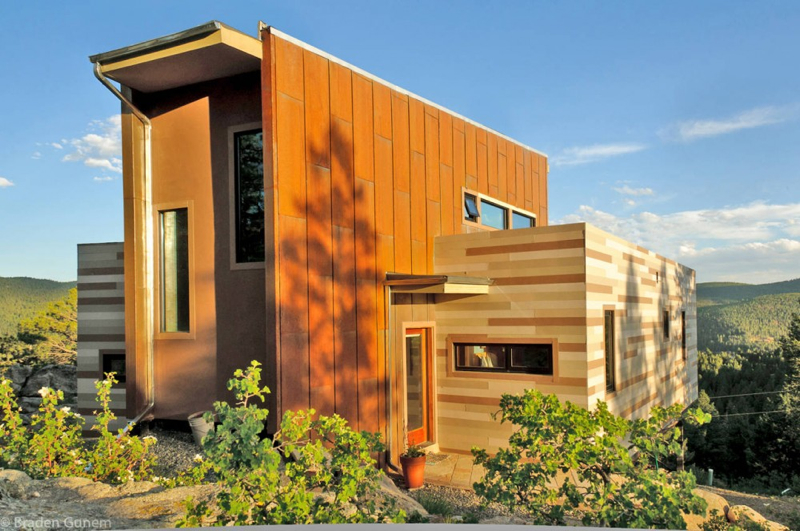 Architecture interior design main · 12 homes made from shipping containers