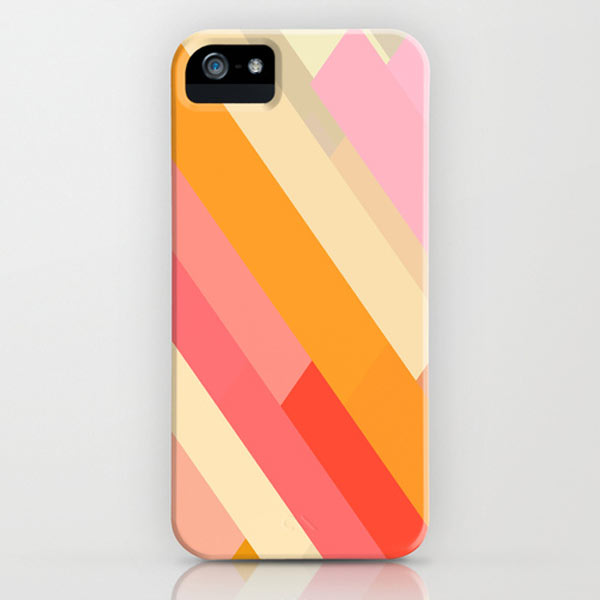 s6-iphone-case-diagonal-orange-pink-stripes