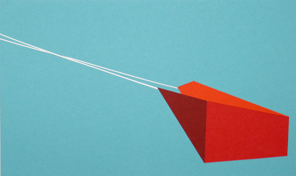 Minimalist Artworks on Paper by Robert Atwell in main art  Category