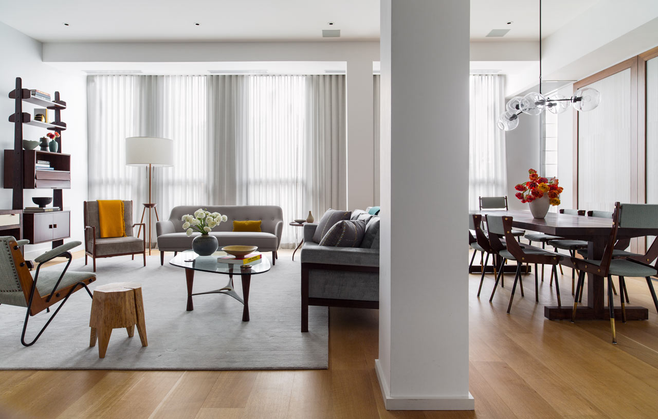 An Eco-Friendly Apartment in New York City - Design Milk