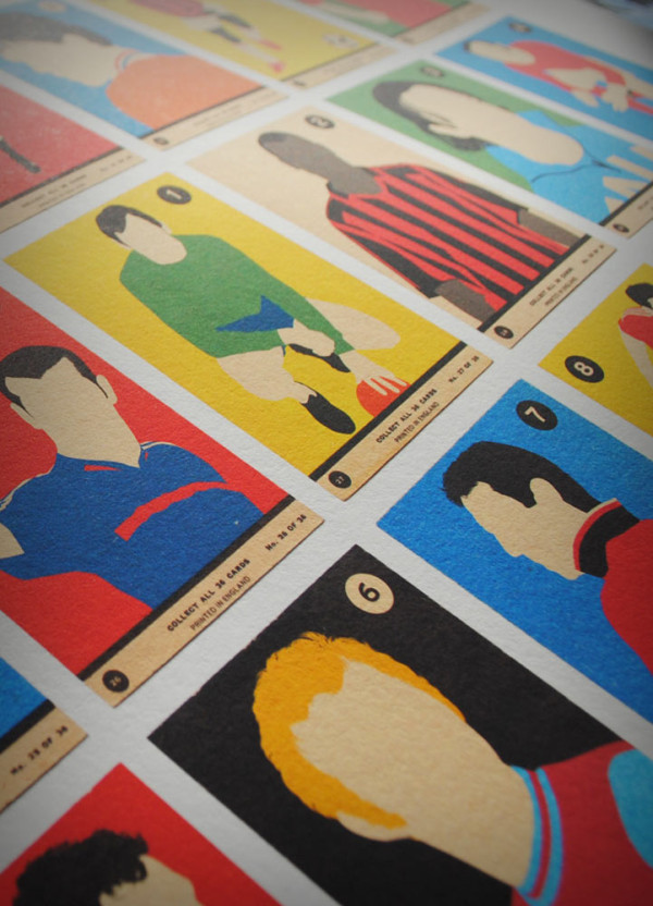 Football Legends A to Z - detail