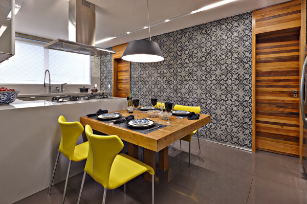 Apartment-LA-David-Guerra modern kitchen design