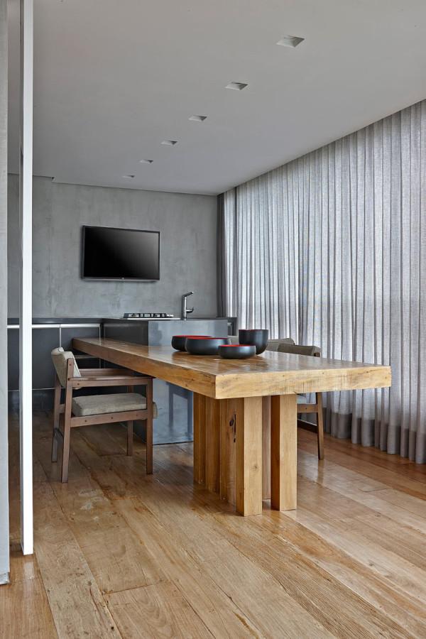 Apartment-LA-David-Guerra modern interiors