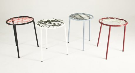 Customizable DIY String Stool by Not Tom