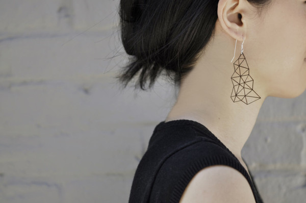 CUT Architecture Inspired Jewelry Series by Yumi Endo in style fashion main  Category