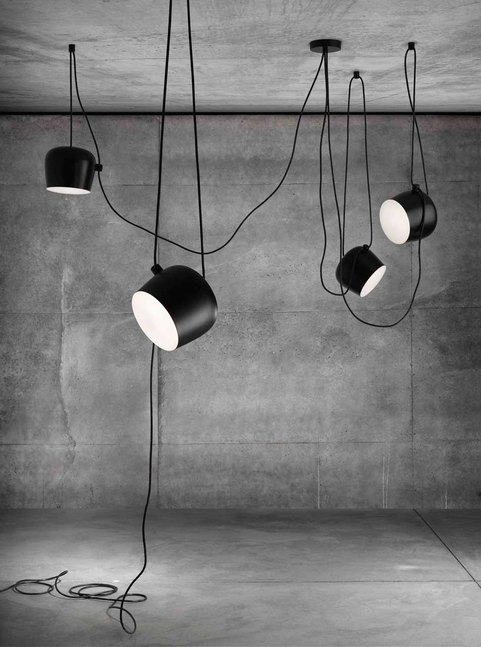 Ronan & Erwan Bouroullec Break Tradition with AIM Light