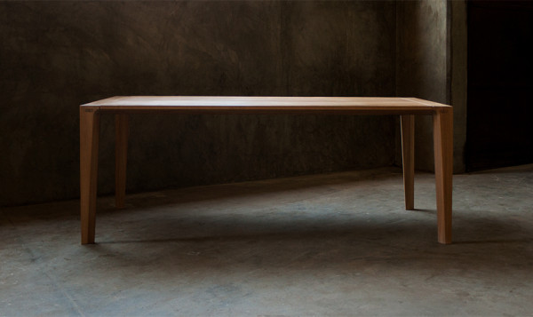 modern minimalist table