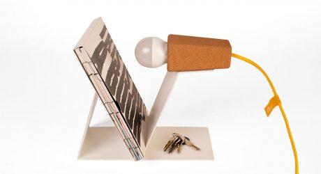 Glint Lamp by Galula Studio