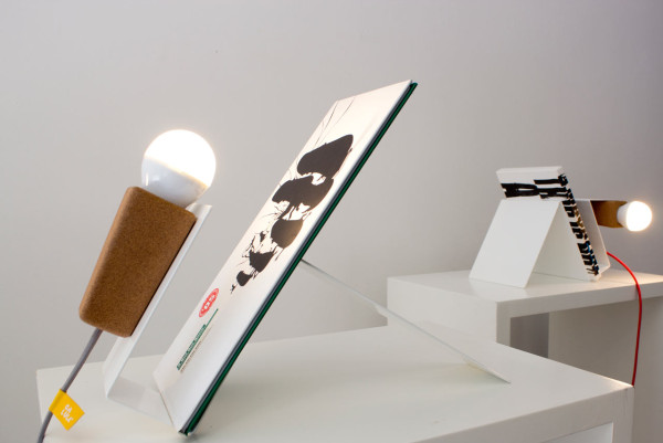 Glint Lamp by Galula Studio in main home furnishings  Category