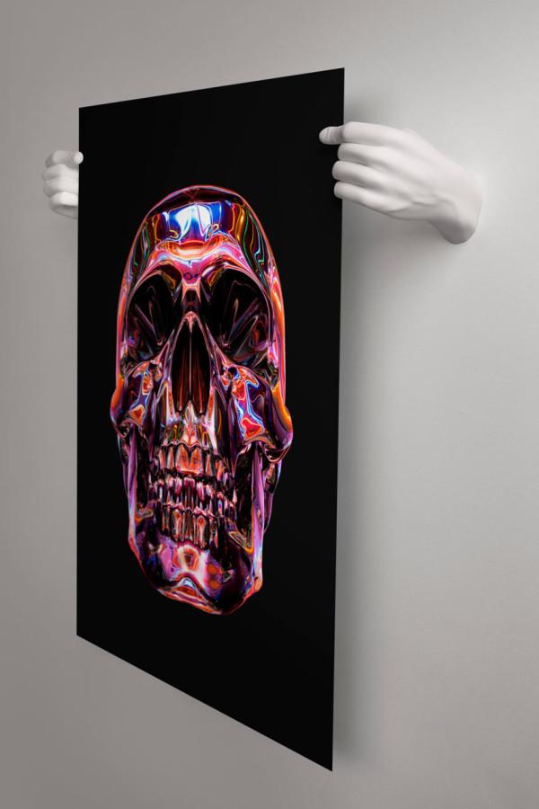 Best Handvas Hand Print Holder