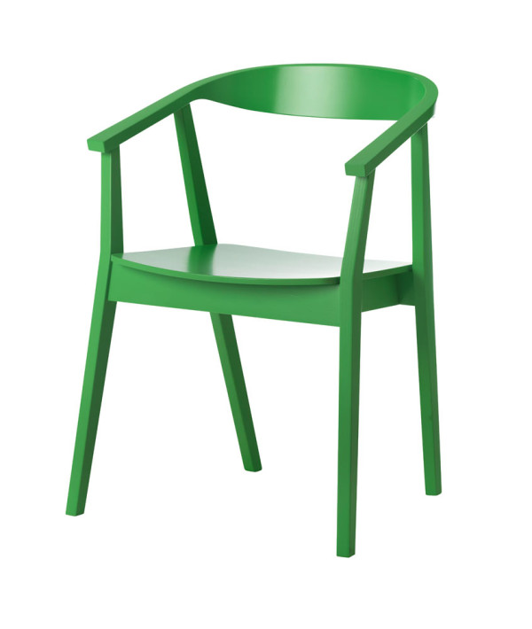 IKEA-Stockholm-Collection-11-green-chair